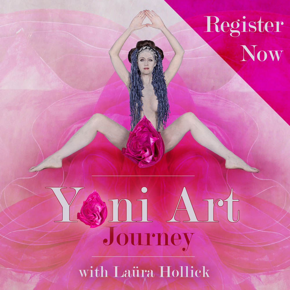 Yoni Art - Sign Up Now!