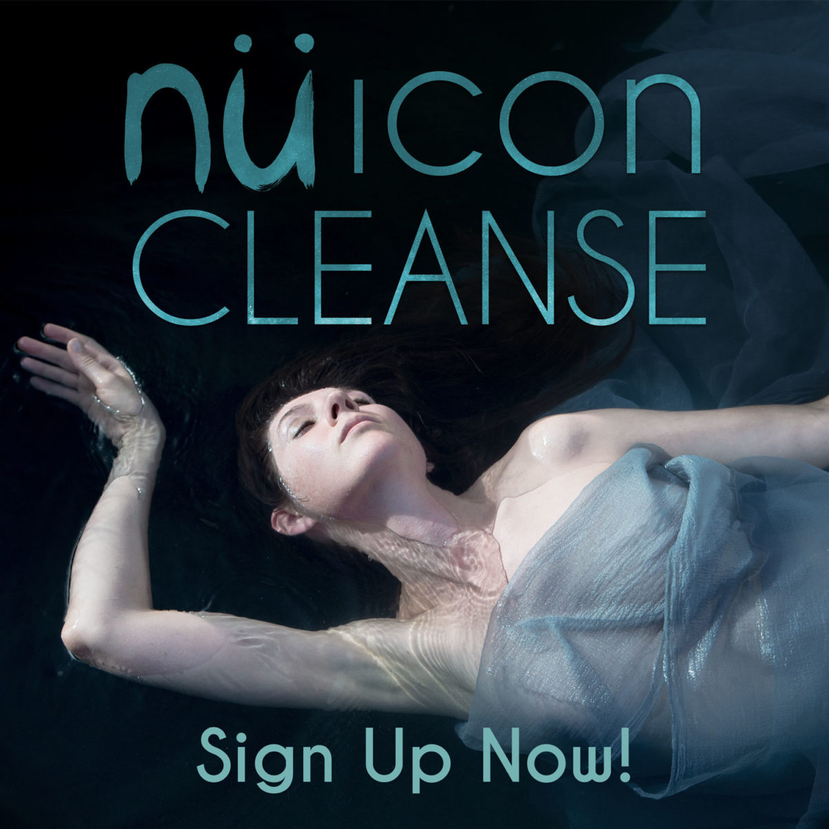 Sign up for the nü Icon Cleanse
